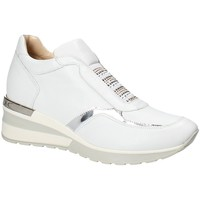 Skor Dam Sneakers Exton E07 Vit