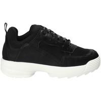Skor Dam Sneakers Gold&gold B18 GT531 Svart