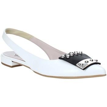Skor Dam Sandaler Grace Shoes 521011 Vit