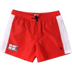 textil Herr Badbyxor och badkläder U.S Polo Assn. 45282 41393 Röd