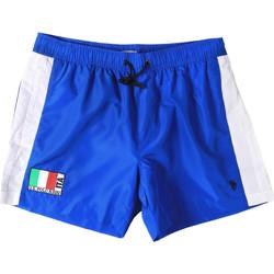 textil Herr Badbyxor och badkläder U.S Polo Assn. 45282 41393 Blå