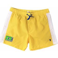 textil Herr Badbyxor och badkläder U.S Polo Assn. 45282 41393 Gul