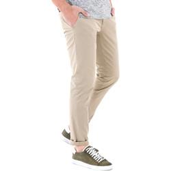 textil Herr Chinos / Carrot jeans Antony Morato MMTR00387 FA800060 Beige