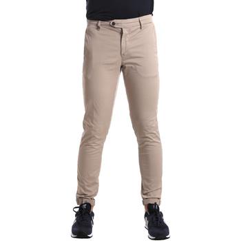 textil Herr Chinos / Carrot jeans Antony Morato MMTR00387 FA800060 Grå