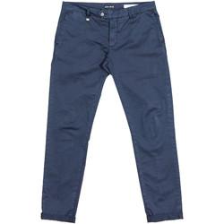 textil Herr Chinos / Carrot jeans Antony Morato MMTR00387 FA800060 Blå