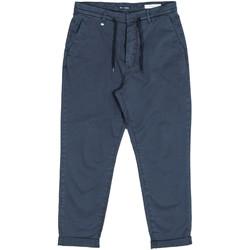 textil Herr Chinos / Carrot jeans Antony Morato MMTR00379 FA800060 Blå