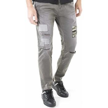 textil Herr Byxor Antony Morato MMTR00378 FA760024 Grå