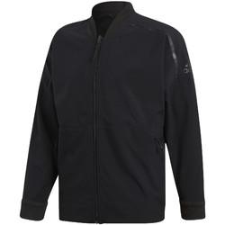textil Herr Sweatshirts adidas Originals CF0652 Grå