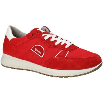 Skor Herr Sneakers IgI&CO 1120344 Röd