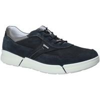 Skor Herr Sneakers IgI&CO 1126 Blå