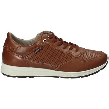 Skor Herr Sneakers Enval 1211422 Brun