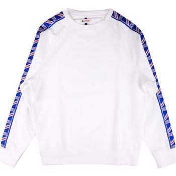 textil Herr Sweatshirts Invicta 4454153/U Vit