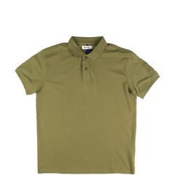textil Herr Kortärmade pikétröjor Invicta 4452172/U Grön
