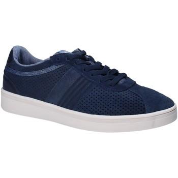 Skor Herr Sneakers Wrangler WM181040 Blå