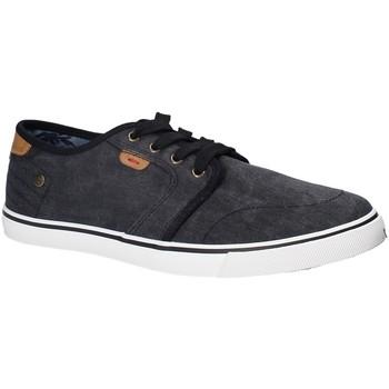 Skor Herr Sneakers Wrangler WM181000 Svart