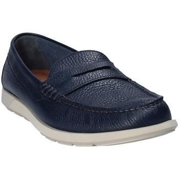 Skor Herr Loafers Maritan G 460390 Blå