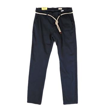 textil Herr Chinos / Carrot jeans Impure ALEX-215 Blå