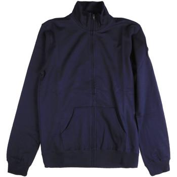 textil Herr Sweatshirts Key Up 2F04E 0001 Blå