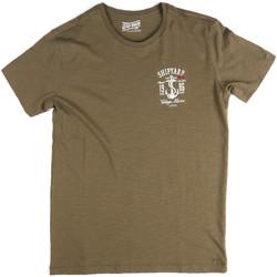 textil Herr T-shirts Key Up 2G77S 0001 Grön