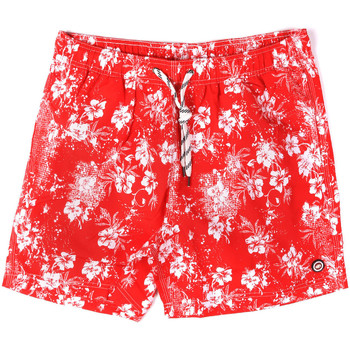 textil Herr Badbyxor och badkläder Key Up 2M09X 0001 Röd
