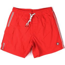textil Herr Badbyxor och badkläder Key Up 2H16X 0001 Röd