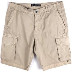 textil Herr Shorts / Bermudas Key Up 2P16A 0001 Grå
