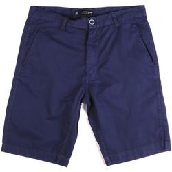 textil Herr Shorts / Bermudas Key Up 2A01P 0001 Blå