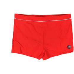 textil Herr Badbyxor och badkläder Key Up 2S27L 0001 Röd