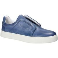 Skor Herr Slip-on-skor Exton 511 Blå