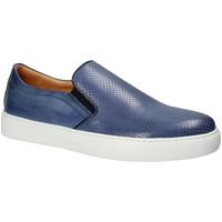 Skor Herr Slip-on-skor Exton 515 Blå