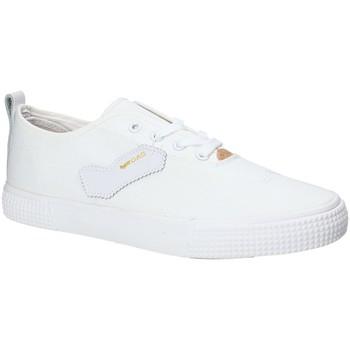 Skor Herr Sneakers Gas GAM810111 Vit