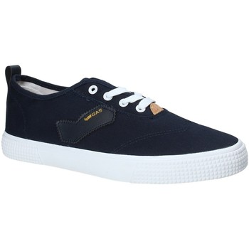 Skor Herr Sneakers Gas GAM810111 Blå