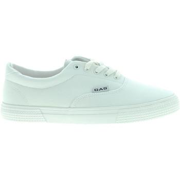 Skor Herr Sneakers Gas GAM810161 Vit