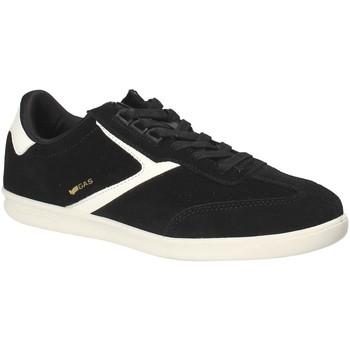 Skor Herr Sneakers Gas GAM817000 Svart