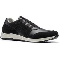 Skor Herr Sneakers Stonefly 110791 Svart