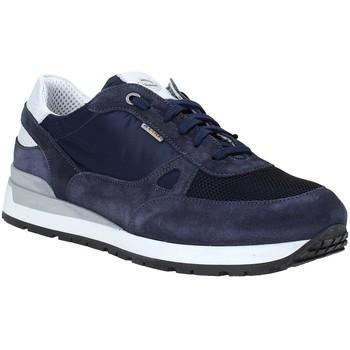 Skor Herr Sneakers Exton 993 Blå