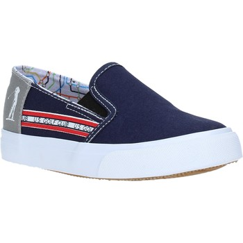 Skor Pojkar Slip-on-skor U.s. Golf S19-SUK403 Blå