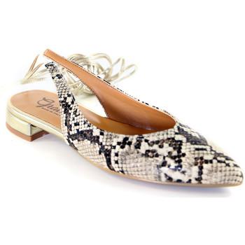 Skor Dam Ballerinor Grace Shoes 521T043 Beige