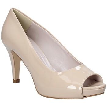 Skor Dam Pumps Grace Shoes 738I001 Beige