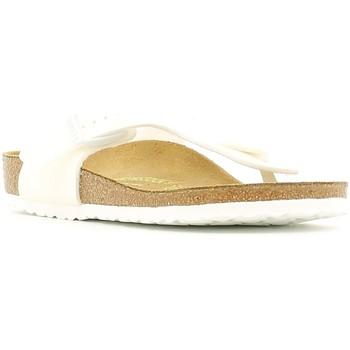 Skor Barn Flip-flops Birkenstock 847223 Vit