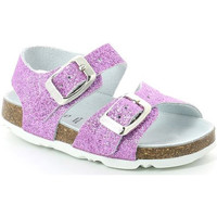 Skor Flickor Sandaler Grunland SB1201 Violett