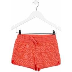 textil Barn Shorts / Bermudas Losan 814-6019AB Orange