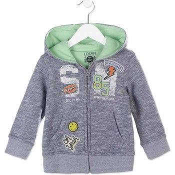 textil Barn Sweatshirts Losan 815-6002AC Blå