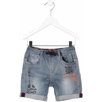 textil Barn Shorts / Bermudas Losan 815-6012AC Grå