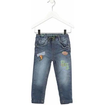 textil Barn Stuprörsjeans Losan 815-6019AC Grå