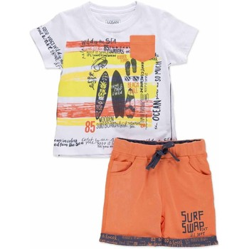 textil Barn Set Losan 815-8027AC Grå