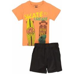 textil Pojkar Set Losan 815-8046AC Orange