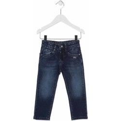 textil Barn Stuprörsjeans Losan 815-9014AC Blå