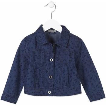 textil Barn Jeansjackor Losan 816-2002AD Blå