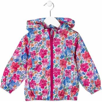 textil Barn Vår/höstjackor Losan 816-2004AD Rosa